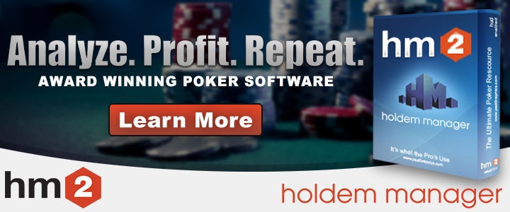 Holdem Manager 2: Pro Poker Tracking Software